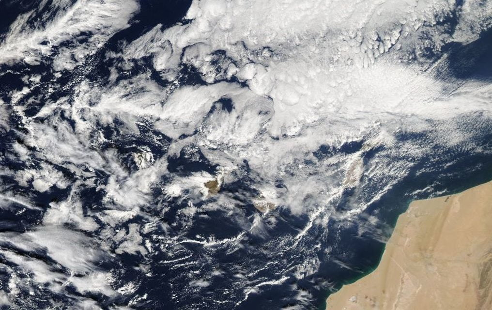Gran Canaria Weather: High temperatures return with more desert dust