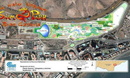 The Government assumes responsibility for environmental impact assessment for new Siam Park Gran Canaria