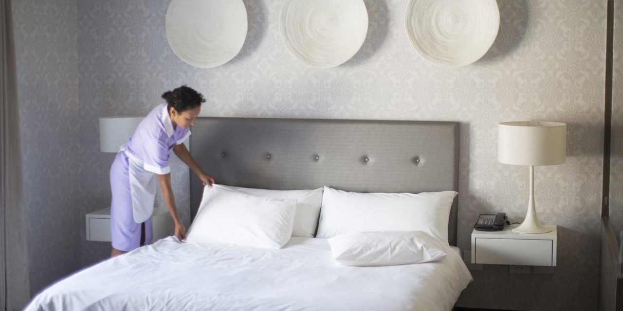 Hotel housekeeping staff union call for general strike due to poor working conditions