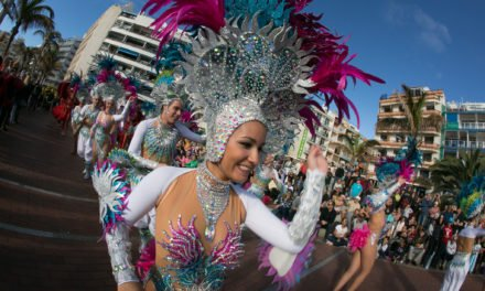 Events: Las Palmas Carnival 2018