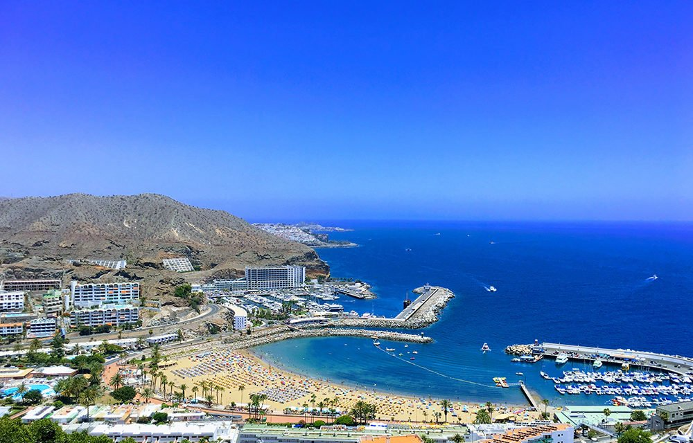Record figures: Canary Islands received around 16 million tourists in 2017