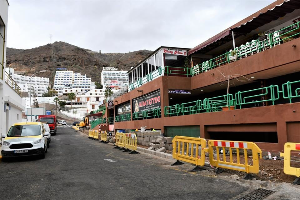 €140,000 investment for improving urban accessibility at the Puerto Rico Shopping Centre