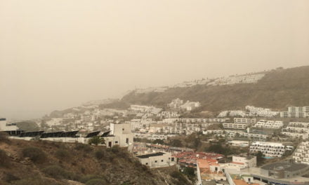 Gran Canaria Weather: Grey skies and some rain across the island, sunshine again by Friday…