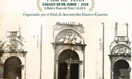 The Canary Guide events : Vintage cars in Teror