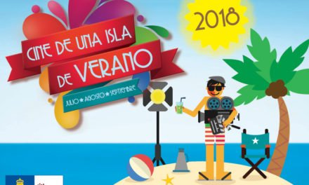 Events : Open air free Summer movies by the Cabildo de Gran Canaria