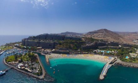 Belgian tourist survives fall from 9th floor of Anfi del Mar