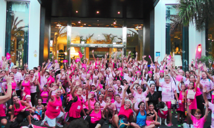 5th Caminata Maspalomas Contra el cancer unites hundreds in solidarity once more