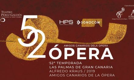 Culture: The 52nd Opera Season of Las Palmas de Gran Canaria starts on 21 February