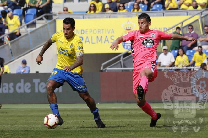 The Saint: UD Las Palmas V CD Lugo