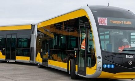 The first 100% electric bus on Gran Canaria proudly announced in Las Palmas