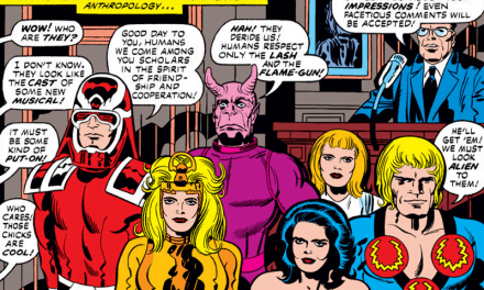 """Marvel considering Canary Islands for next blockbuster """"The Eternals"""""""