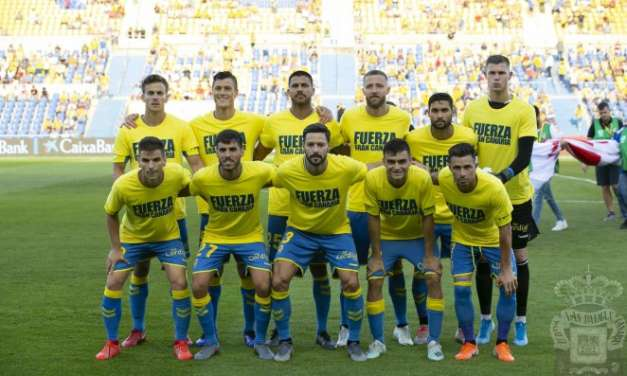 The Saint: Las Palmas v Huesca