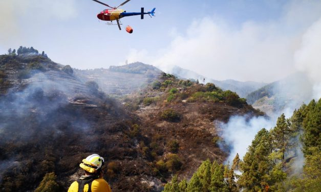 "Gran Canaria Fire Latest: ""The fire is neither contained nor stabilised nor controlled"""