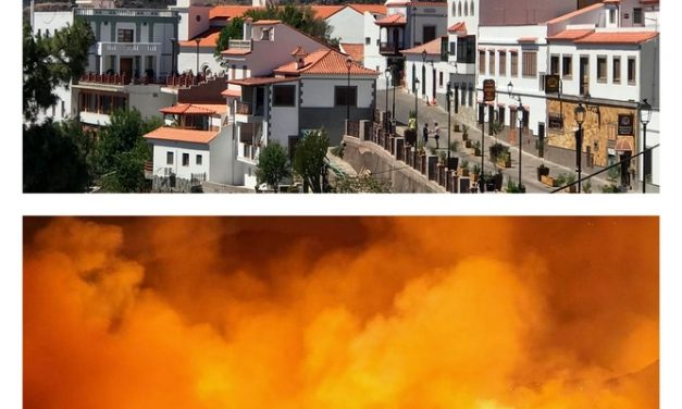 Gran Canaria Fire declared stable, though firefighters remain vigilant…