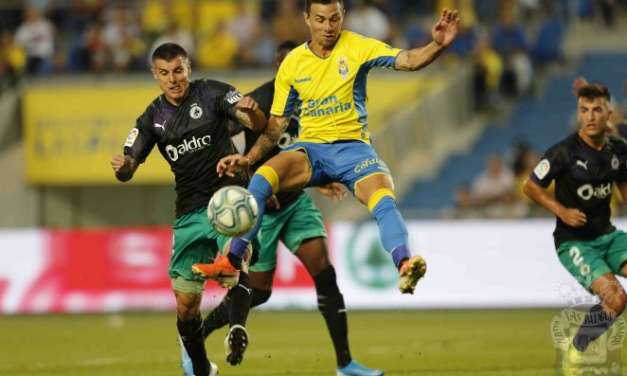 The Saint: Las Palmas v Racing Santander